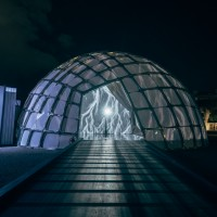 Taiwan's 'Dome' is home to new series of immersive digital art shows