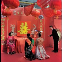 Research blames 'expensive wedding costs' for Chinese men not marrying