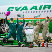 Taiwan's EVA Air voted 7th best airline