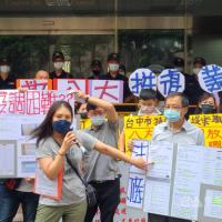 斷炊數月!台灣八大行業北上抗議自救 羅一鈞:復業是最後一哩路