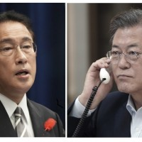 日韓領導人首通電「溫馨喊話好好合作」 諾日占時期慰安婦問題尋解方