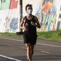 Taiwan considers ending mask mandate for outdoor athletic activities