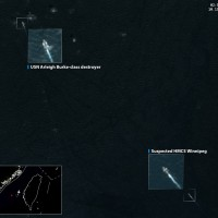 US, Canadian warships pass through Taiwan strait, China cries foul