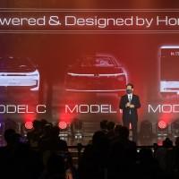Foxconn rolls out three new EV models at Hon Hai Tech Day