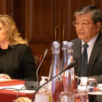UK-Taiwan trade meeting focuses on cooperation in energy and technology