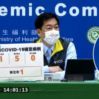 台灣10/19新增六例新冠肺炎確診 本土一例、境外移入五例