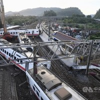 Conductor in train accident that caused 18 deaths in northeast Taiwan sentenced to jail