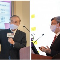 Former Taiwan VP, lead SARS researcher share insights into post-pandemic future