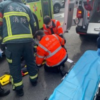 Risk of traffic fatalities highest for elderly in Taiwan