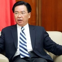 Taiwan foreign minister to deliver speeches in Slovakia, Czech Republic