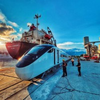 Taiwan and Hitachi train project wins Good Design Award