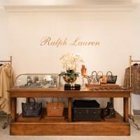 好享受!美國時裝Ralph Lauren頂級紫標秋冬新品 台北場聯名羊毛與花雙人下午茶免費喝