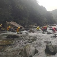Body of 8-year-old girl found after flash flood in New Taipei City