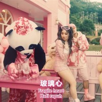 Anti-CCP duet 'Fragile' featuring Taiwan-based singer breaks 12 million views