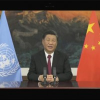 Chinese leader expected to comment on Taiwan in speech about UN