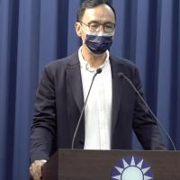【陳柏惟罷免通過】台灣國民黨主席朱立倫:為政府投下第一張的不信任票