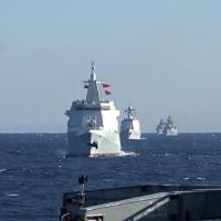 【印太局勢】中國、俄國聯合海上巡航「繞日本一周」 挑釁意味濃厚
