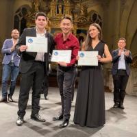 台灣國家交響樂團單簧管副首席獲法國大賽首獎 歐洲室內樂團年底共演