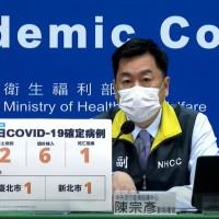 台灣10/25 台北、新北各增1例本土新冠肺炎 Ct值高、曾接種過AZ疫苗