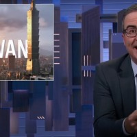 'Last Week Tonight with John Oliver' discusses Taiwan's political complexities