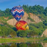 Kaohsiung increases hot air balloon rides at Tianliao after canceling rides at Love River