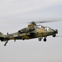 Chinese WZ-10 attack helicopter penetrates Taiwan's ADIZ