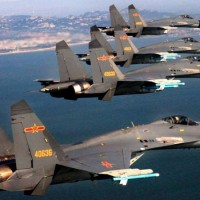 Chinese military planes entered Taiwan's ADIZ 680 times in 2021