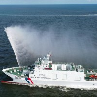 Taiwan Coast Guard to take delivery of 3rd Anping-class patrol vessel