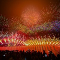 Taiwan's Penghu banks on fireworks festival to bring back tourists next year