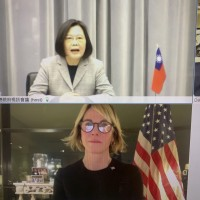 US ambassador to UN praises Taiwan as 'model for democracy'