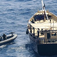 Taiwan amends law protecting sailors from pirates