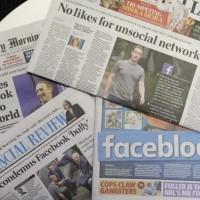 臉書、Google同意付費澳洲在地新聞業者 加、英、歐盟醞釀跟進