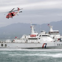 China accuses Taiwan of 'playing with fire' following coast guard meeting with US