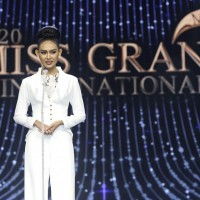 Myanmar pageant contender calls for urgent international aid