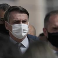 Brazil senator says Bolsonaro never wanted COVID-19 vaccines, preferred herd immunity