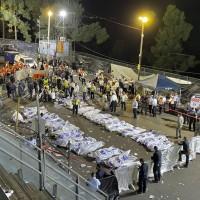 以色列「篝火節」驚傳踏死45人 外交部:慰問並願提供協助