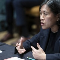 US trade chief Tai seeks talks with China, will not rule out new tariff actions