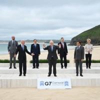 G7峰會落幕 結論聚焦疫苗發放與減碳措施