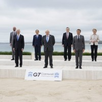 G7 stresses importance of peace across Taiwan Strait