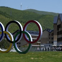 Olympics China to complete construction for 2022 Winter Games by October
