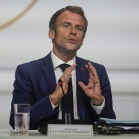Macron pitches for greater EU role in Indo-Pacific after AUKUS debacle