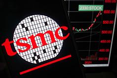 台積電6日開盤補漲、完成填息、股東人數稱冠台灣上市櫃