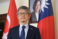 台灣駐土耳其代表鄭泰祥將離任:兩國未來合作潛力大