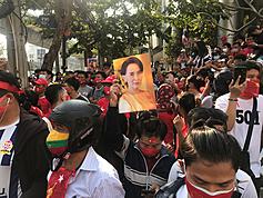 又是你!緬甸軍方政變 中國反對聯合國譴責