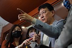 〈時評〉趙少康選總統 國民黨浮現分裂危機?