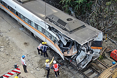 Second American teacher killed in Hualien train derailment