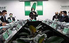 游盈隆:蔡英文太魯閣號事件談話「冰冷、抽象」又搞錯方向