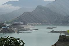 Taiwan's Nanhua Reservoir gets boost of 670,000 cubic meters of water