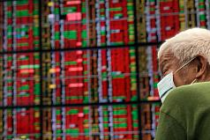 Taiwan shares outperform major Asian markets after hitting new high