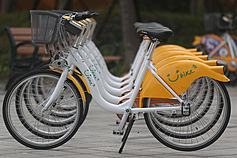 Bicycle sharing service YouBike 2.0 now available in New Taipei